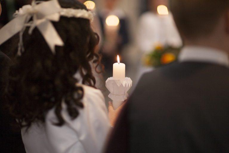 W maju uroczystości pierwszej komunii św. nie będzie. Jest aktualizacja komunikatu Kurii