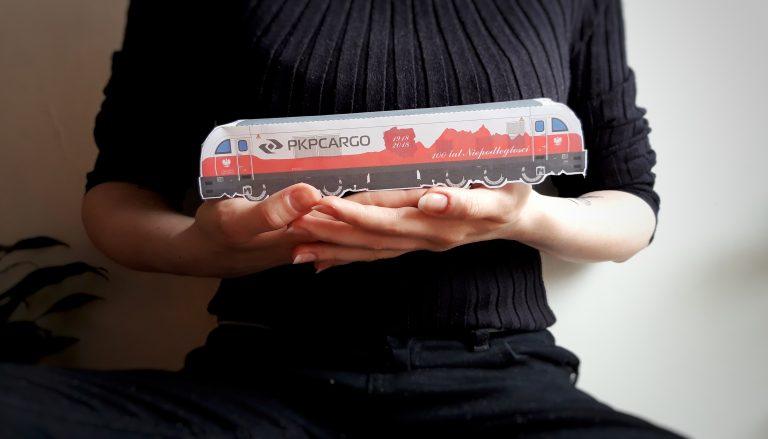 Możesz mieć lokomotywę Newagu w swoim domu