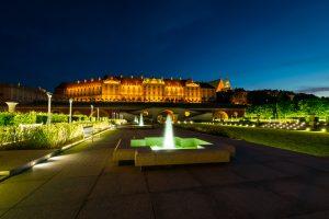 Park - M, Ogrody Dolne Zamku Królewskiego w Warszawie