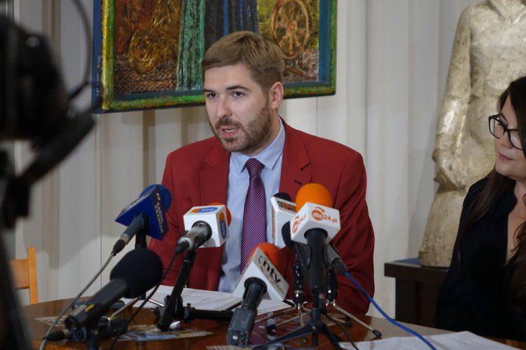 Jakub Bulzak został szefem zespołu programowego Sądeckiej Jesieni Teatralnej