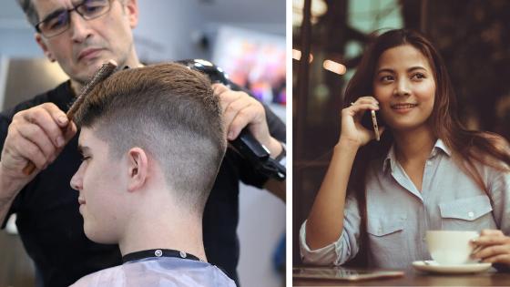 Kolejny etap znoszenia obostrzeń: od poniedziałku można iść do fryzjera i restauracji