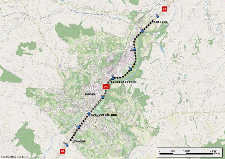 Gorlice: rozbudowa drogi krajowej do 2026 roku. Ogłoszono przetarg na opracowanie dokumentacji