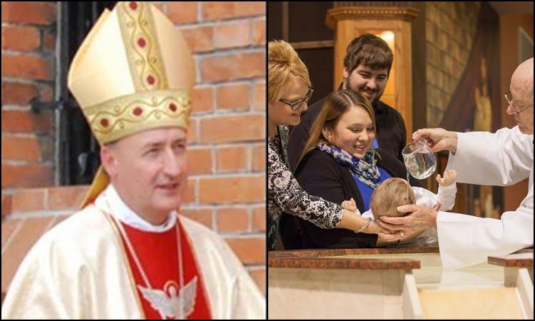 Biskup Andrzej Jeż wprowadza zmiany dotyczące chrztów, pogrzebów i odwołuje dyspensę od obowiązku uczestnictwa we mszy świętej