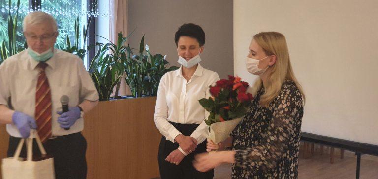 Paulina Kosiank-Kamysz z wizytą na Limanowszczyźnie