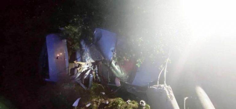 Miał ponad 2 promile, a prędkość przekroczył o ok. 65 km/h. Sprawca tragicznego wypadku w Chomranicach w areszcie