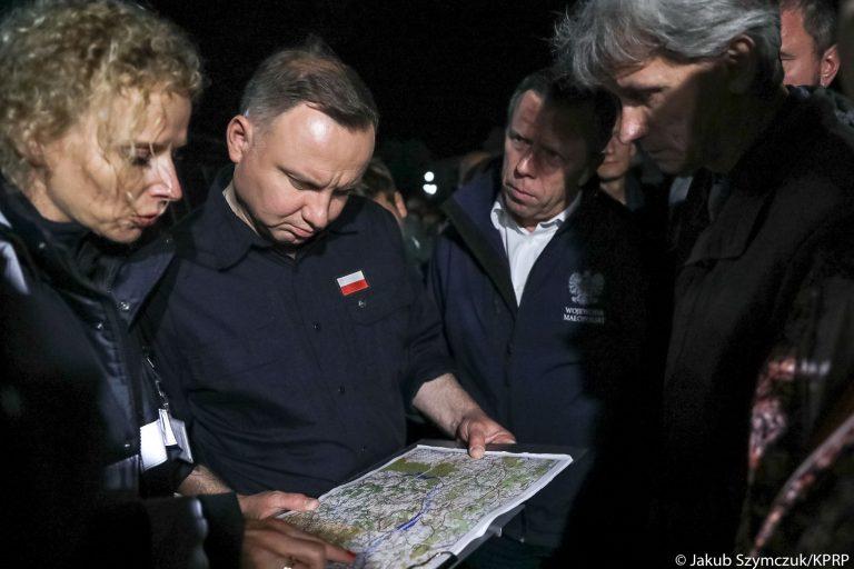 Prezydent Andrzej Duda odwiedzi Stary Sącz na chwilę przed ciszą wyborczą