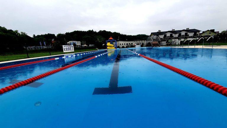 Termin otwarcia basenu nad Łubinką zagrożony