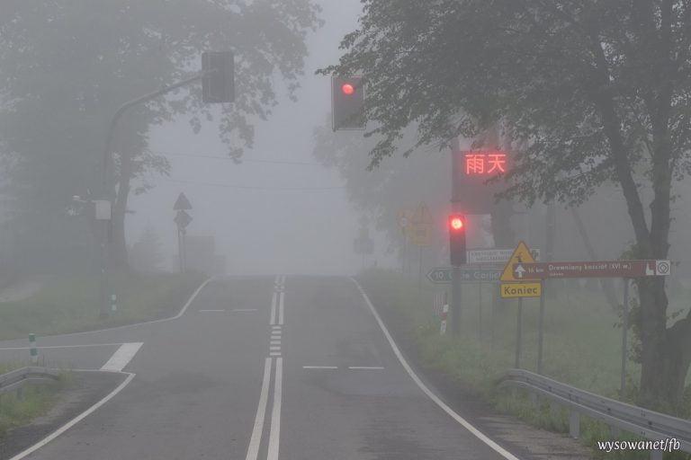 W Gładyszowie prognoza po chińsku