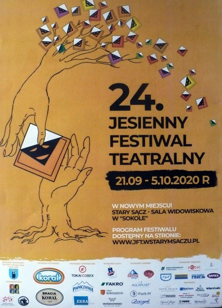 Rozpoczęła się przedsprzedaż biletów na Jesienny Festiwal Teatralny. Nie przegap okazji!