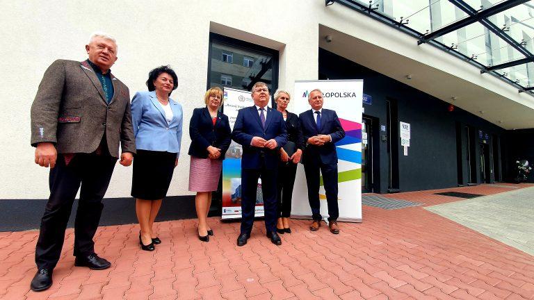 Sądecki Szpital będzie częścią Małopolskiego Centrum Onkologii. Powstaną też nowe oddziały