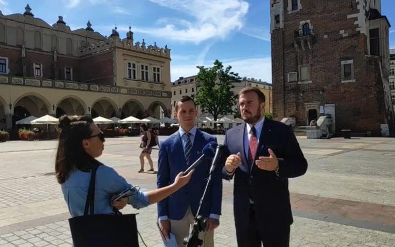Konfederacja: Duda zasługuje, żeby przegrać, ale Trzaskowski nie zasługuje, żeby wygrać