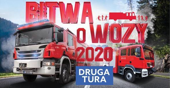 Bitwa o wozy: wiemy już, która gmina z regionu dostanie samochód od MSWiA