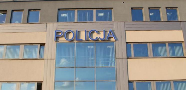 Uwaga! Znów dezynfekcja w Komendzie Miejskiej Policji w Nowym Sączu