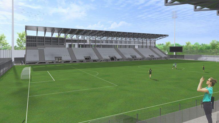 Ludomir Handzel obiecuje: Stadion MKS Sandecja będzie gotowy za dwa lata. Dziś ogłoszono przetarg