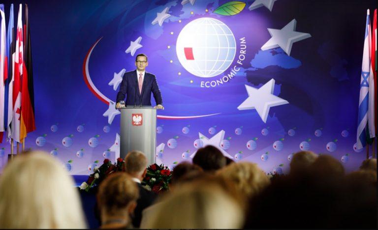 Forum Ekonomiczne wyprowadza się z Krynicy do Karpacza. Powodem – czerwona strefa epidemii na Sądecczyźnie