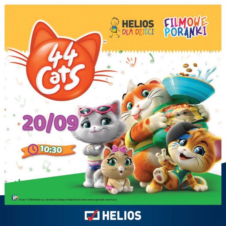Helios ma prezent dla Waszych dzieciaków! Rozdajemy dwa podwójne zaproszenia na bajkową niedzielę