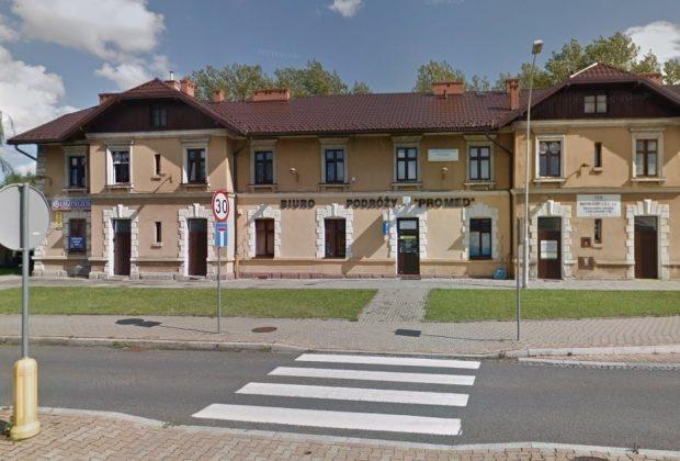 Dramat w rejonie starego dworca PKP. 17-letni gorliczanin wybrał śmierć