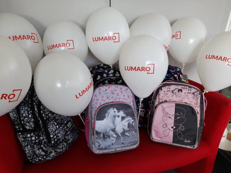 Te plecaki czekają na właścicieli. Wymyśl hasło reklamowe dla Lumaro i zdobądź jeden z nich