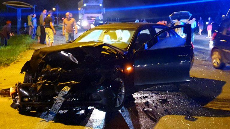 Z ostatniej chwili: Świniarsko, zderzenie dwóch samochodów osobowych. Trwają działania służb [ZDJĘCIA, FILM]