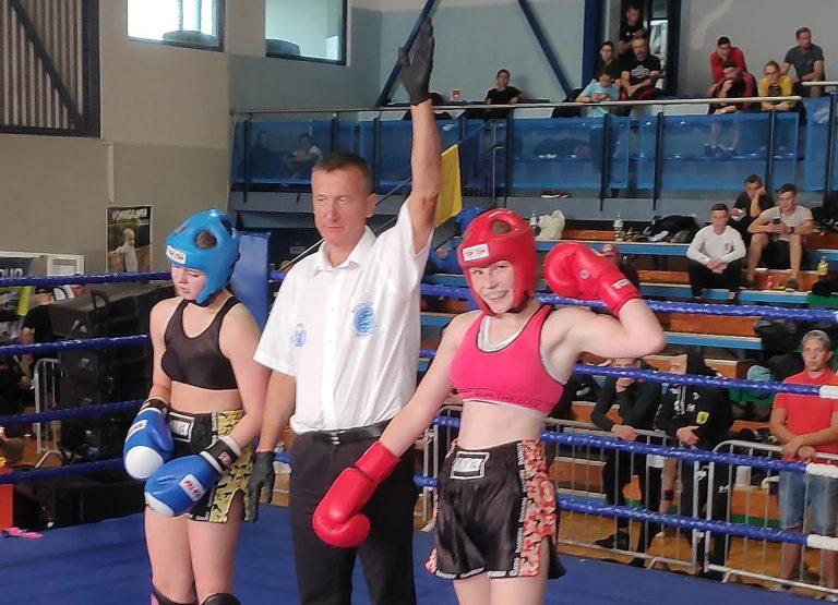 Sukcesy sądeckich bokserek