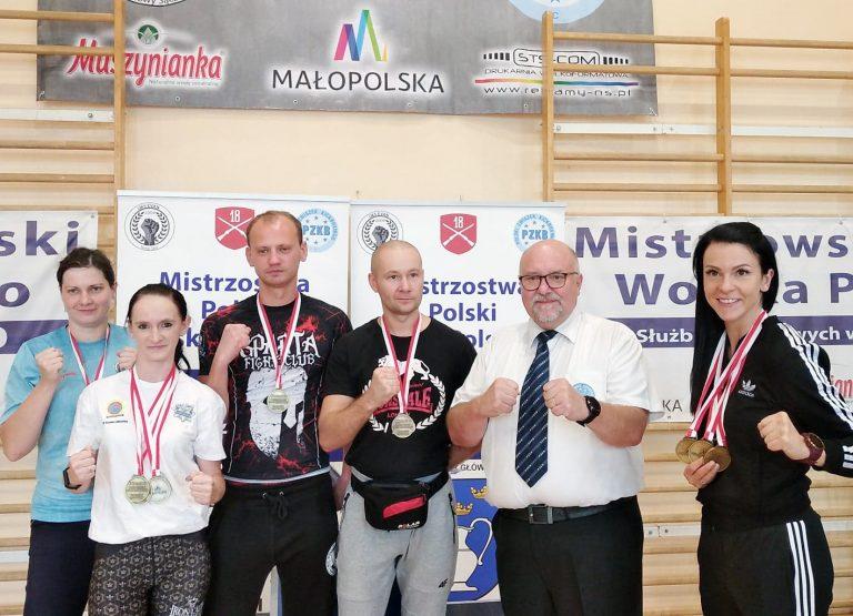 Kickboxing: Złota Ewa Bulanda, srebrna Teresa Baldowska