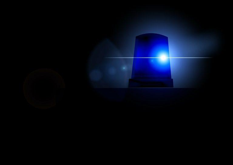 """Policja pod """"Białym Klasztorem"""". Ktoś narozrabiał…"""