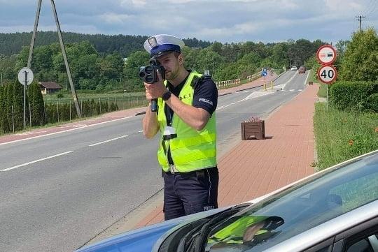 W piątek kierowcy pod czujnym okiem policjantów