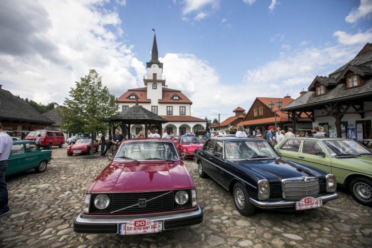 Nowy Sącz: Do Miasteczka Galicyjskiego zjadą pojazdy z dawnych lat