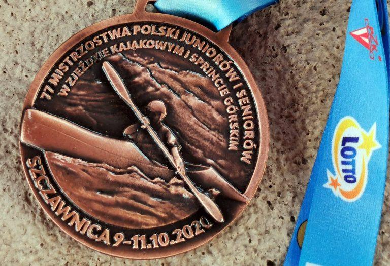 Mistrzostwa Polski w zjeździe. Medale sądeczan