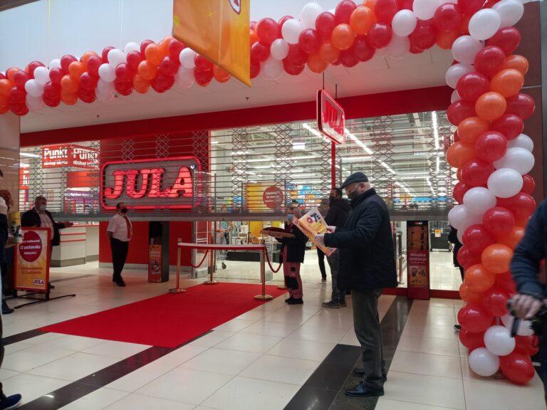 Sądecki sklep szwedzkiej sieci JULA otwarty