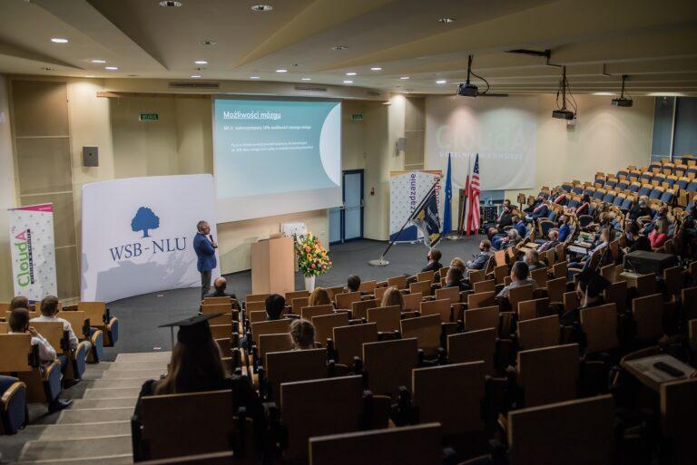 XXIX Inauguracja Roku Akademickiego 2020/2021 WSB – NLU w Nowym Sączu