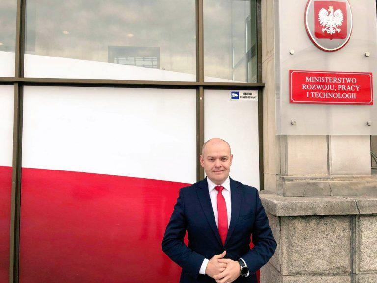 Sądeczanin Tomasz Michałowski szefem gabinetu politycznego wicepremiera