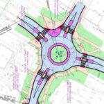 Nowy Sącz: w środę rozpoczyna się budowa ronda u zbiegu ulic Barskiej i Broniewskiego