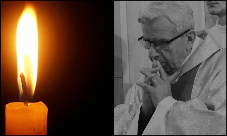 Zmarł śp. ksiądz Stefan Tokarz. Przez wiele lat pełnił posługę na Sądecczyźnie
