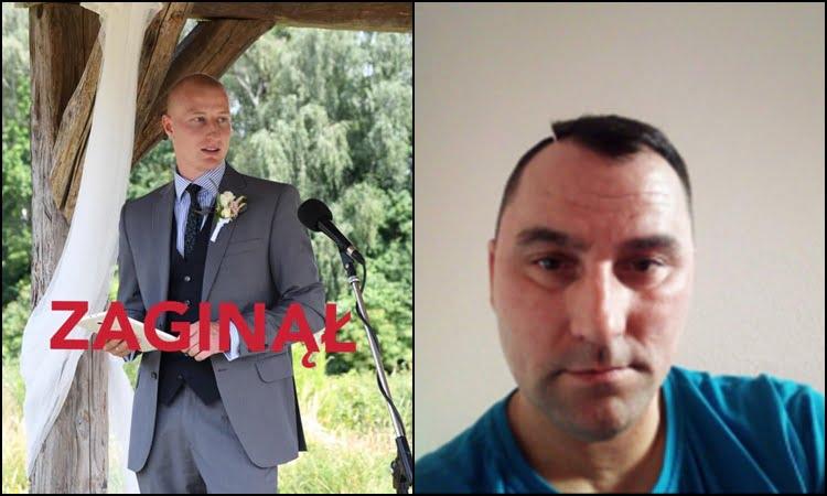 Zaginęli Paweł Radzik i Sławomir Stachurski. Rodzina prosi o pomoc w poszukiwaniach