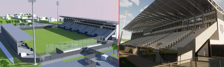 Sześć firm chce budować stadion Sandecji. Między najdroższą, a najtańszą ofertą jest prawie 37 milionów różnicy