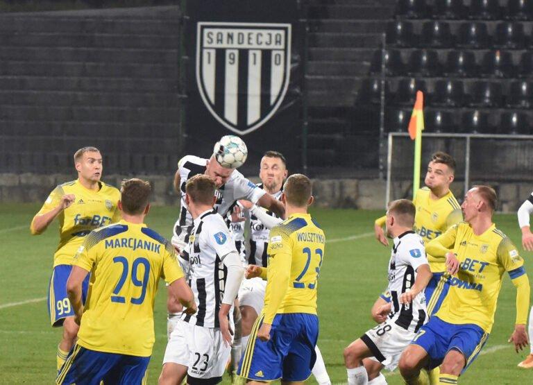I liga – Sandecja w drodze po rekord – porażek!