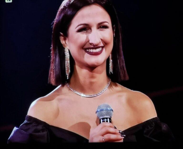 Sądeczanka Natalia Szczypuła w ćwierćfinale TVoP. Baron: błogosławisz głosem