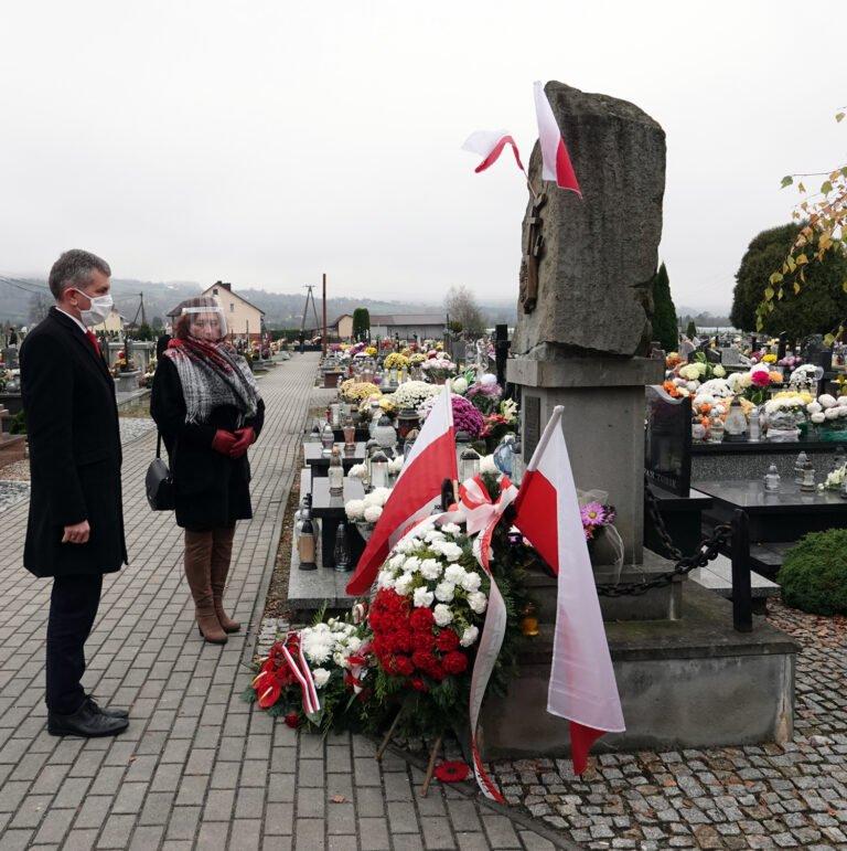 Święto Niepodległości: uroczystość w Gołkowicach
