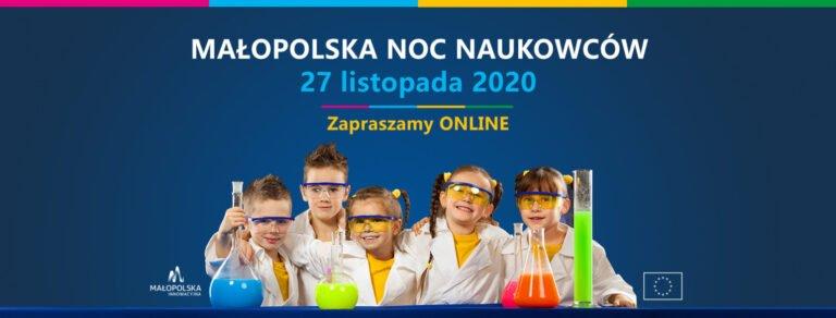 Małopolska Noc Naukowców 2020