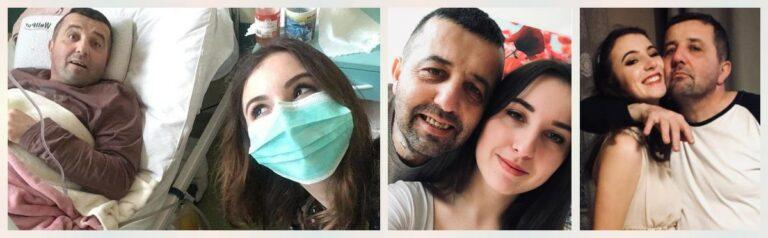 Żegiestów: Kasia i Weronika walczą o życie taty. Terapia ostatniej szansy kosztuje ponad milion…