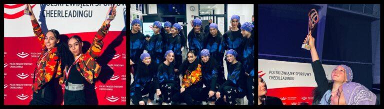 Tancerki z Nowego Sącza najlepsze w Polsce. Będą reprezentować kraj na Mistrzostwach Europy i Świata