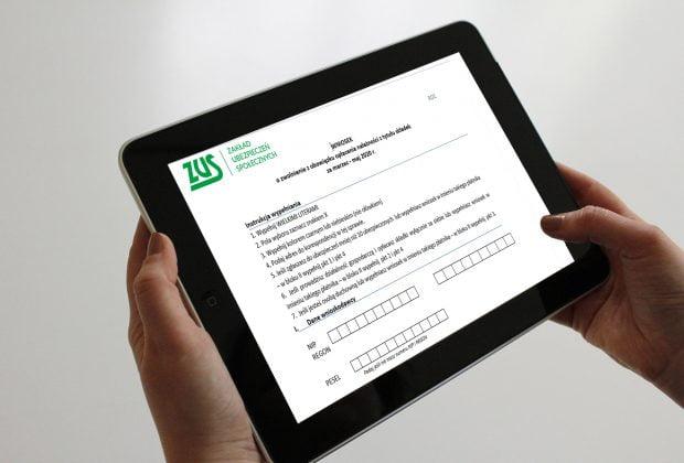 Od dziś (4 maja) można składać wnioski o zwolnienie z ZUS i postojowe w ramach nowej tarczy antykryzysowej