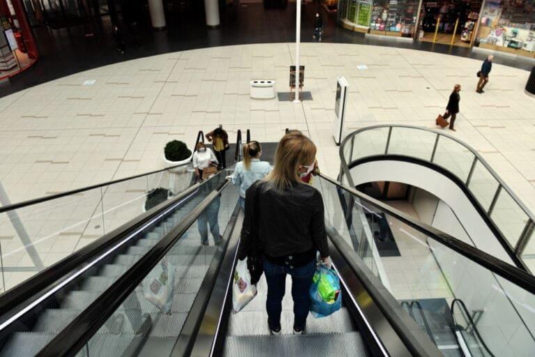 Handlowcy: listopadowy lockdown spowodował 8 mld zł strat