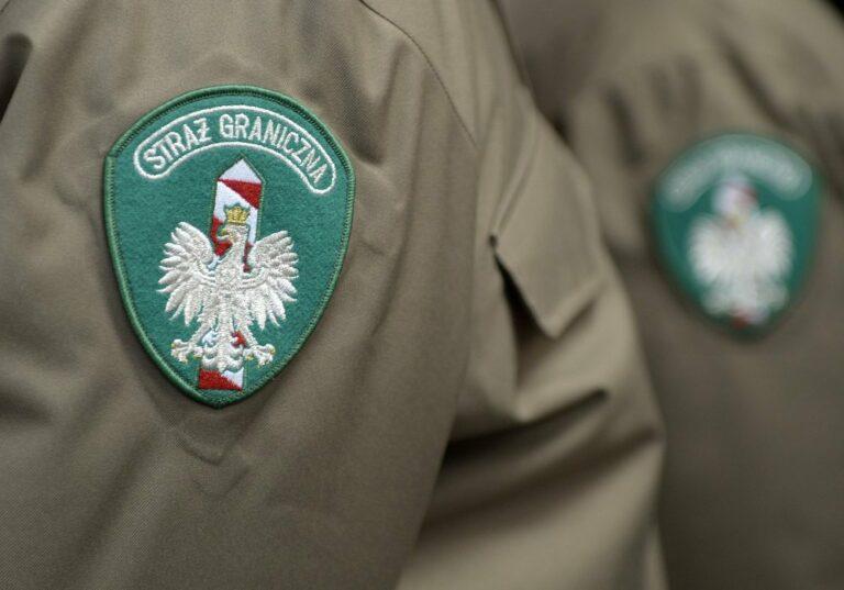 Straż Graniczna wzmocniła elektroniczną ochronę granicy zewnętrznej