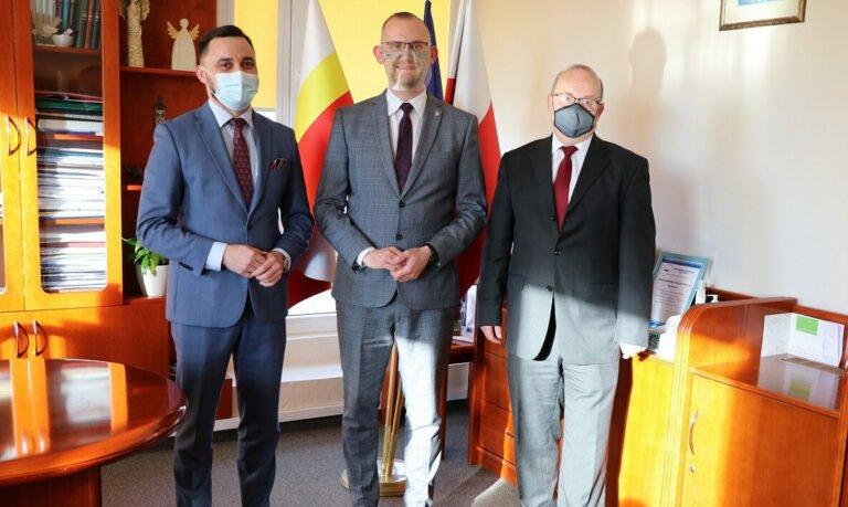 Sądeczanin Rafał Kmak zastępcą Komendanta Małopolskiej Komendy Ochotniczych Hufców Pracy