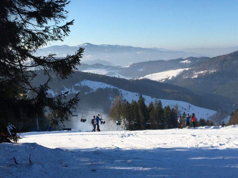 Stacja Narciarska Wierchomla zaprasza narciarzy już w najbliższą sobotę
