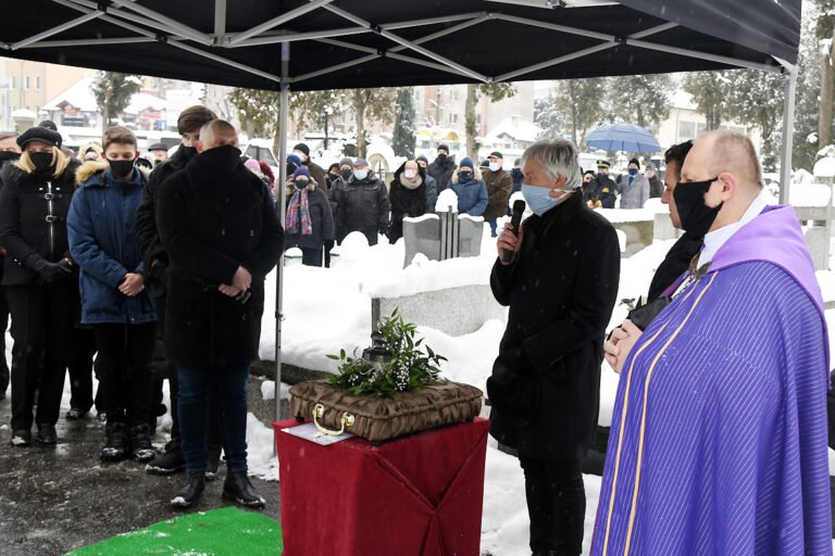 Pożegnaliśmy Zofię Pieczkowską – byłą wiceprezydent i radną Nowego Sącza