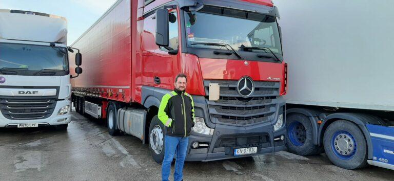 Wielkie ciężarówki. Jeździmy jak w Pekaesie