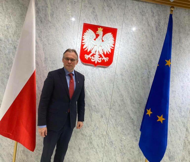 Poseł Mularczyk wiceprzewodniczącym Zgromadzenia Parlamentarnego Rady Europy